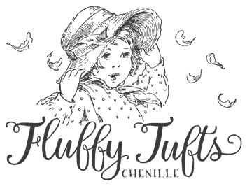 Fluffy Tufts Chenille